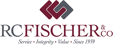 RCFISCHER & Co., Inc. Service, Integrity, Value. Since 1939